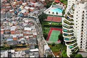 Contraste Social Morumbi X Paraisópolis