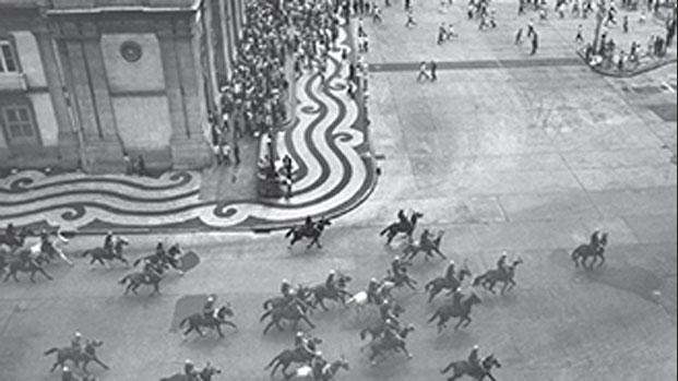Repressão ao Movimento Estudantil na Calendária - RJ 1968