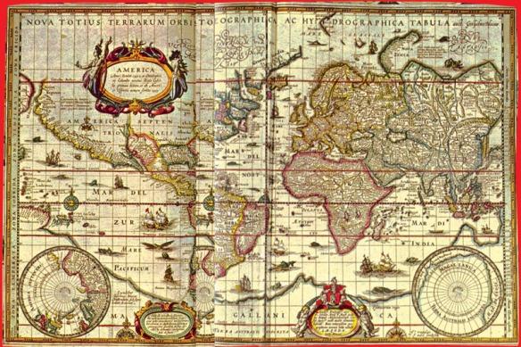 Cartografia Século XVI