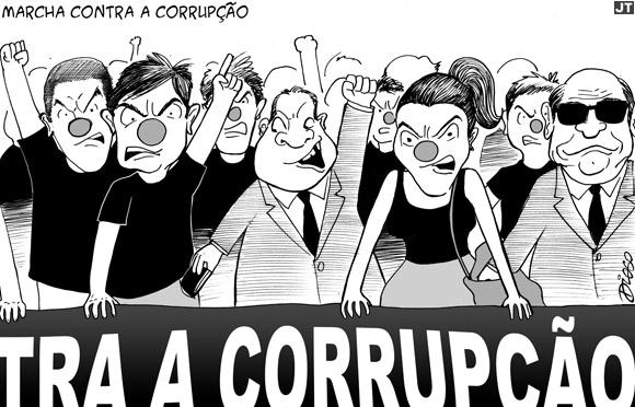 Contra a Corrupção