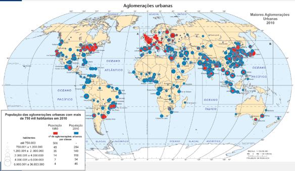 Aglomerações Urbanas