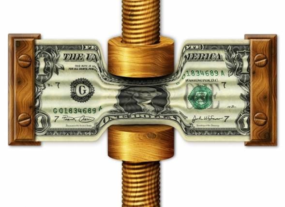 Aperta e Estica o Dinheiro
