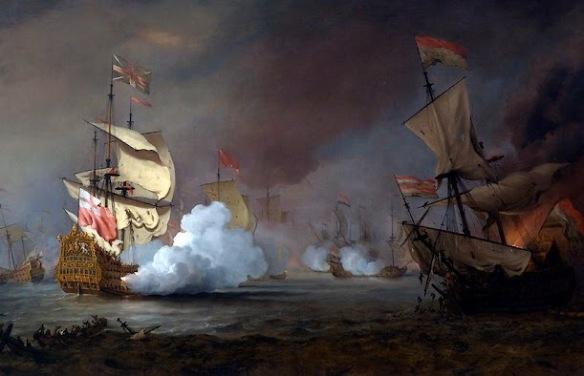 Guerra Anglo-Holandesa