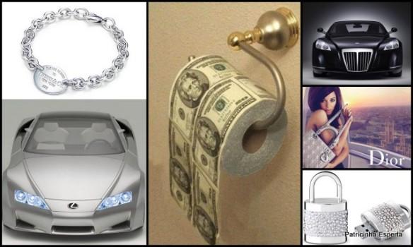 Sedução do consumo de luxo
