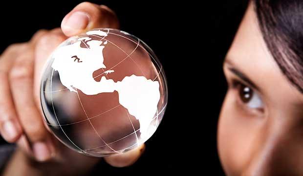 De olho no mundo