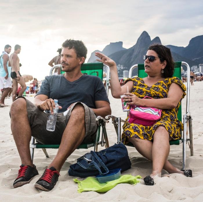 Cariocas na Praia