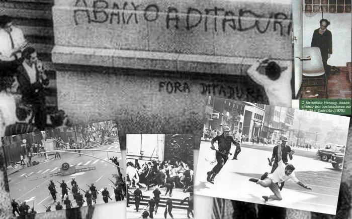 GOLPE MILITAR DE 1964 NO BRASIL- RESUMO_