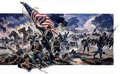 Exército americano conquista o Oeste