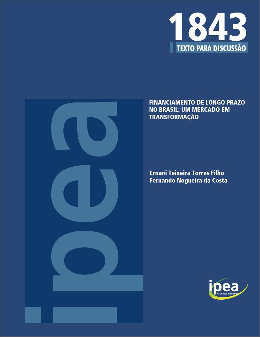 TD IPEA 1843