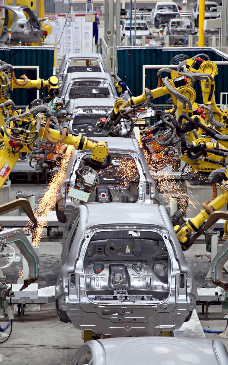 Nissan inaugura complejo automotriz de ,500 MDD en Brasil