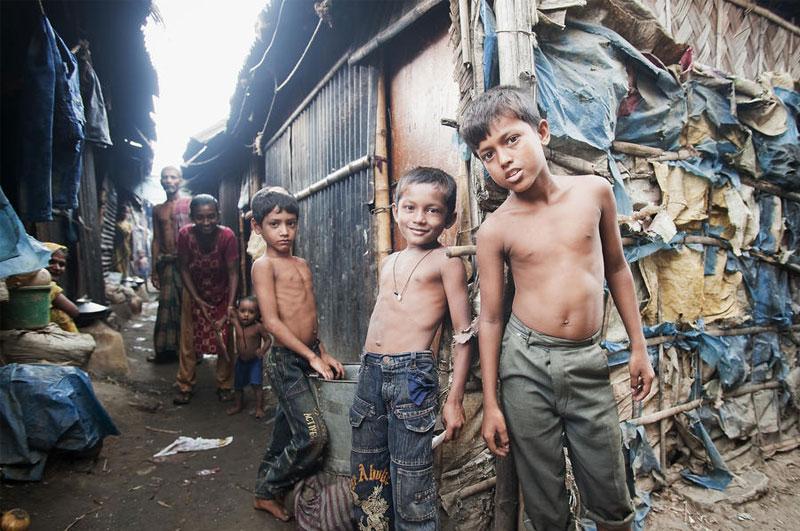 Bangladesh - poverty
