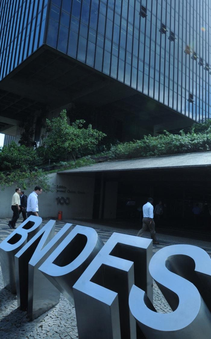 BNDES - Entrada