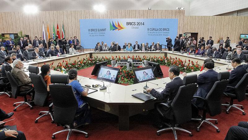 BRICS 2014 em Fortaleza - BR