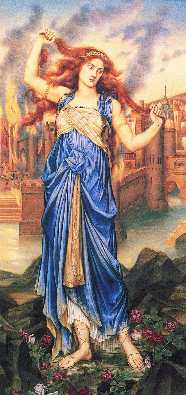 Cassandra em Troia
