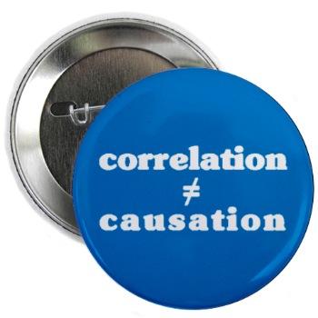 correlação X causação