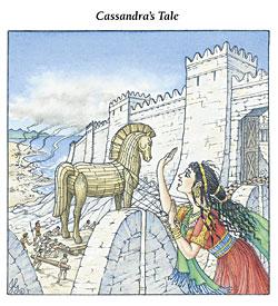Cssandra's Tale