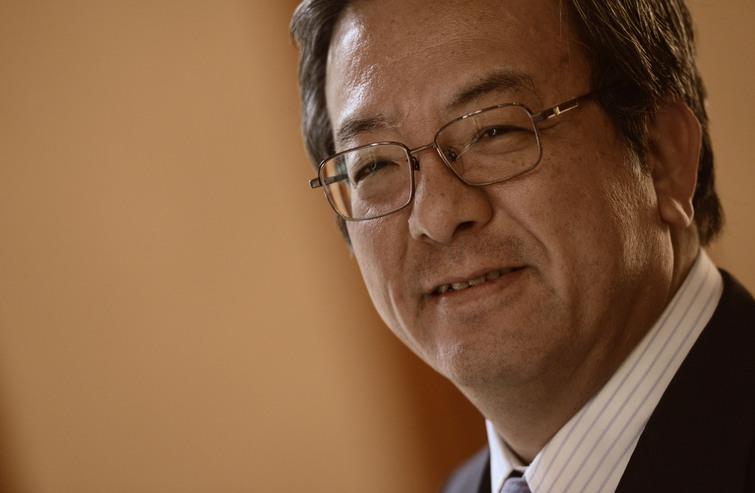 Presidente da Mitsubishi para a AL