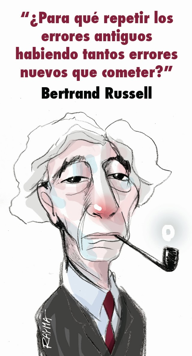 bertrand-russell Por Que Repetir Erros Antigos
