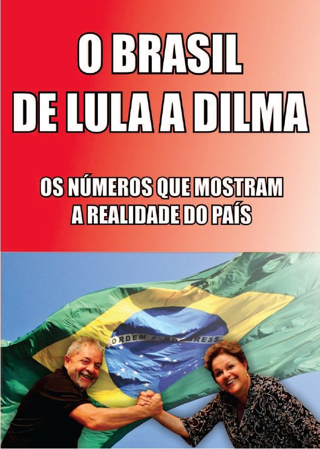 Brasil de Lula a Dilma