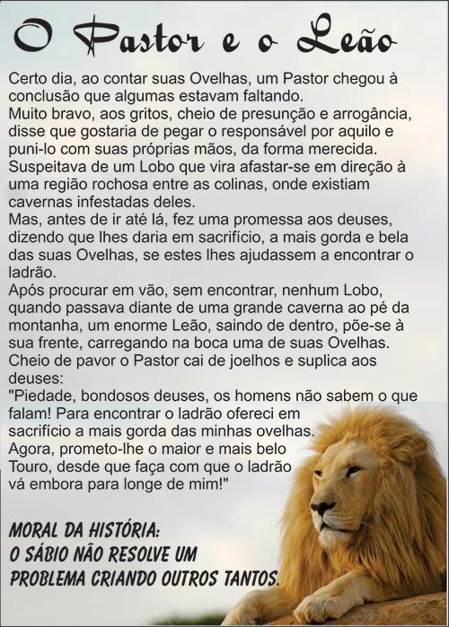 O-Pastor-e-o-Leão