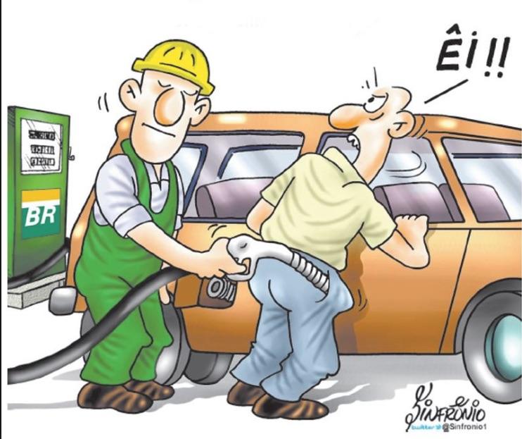 Dólar X Gasolina