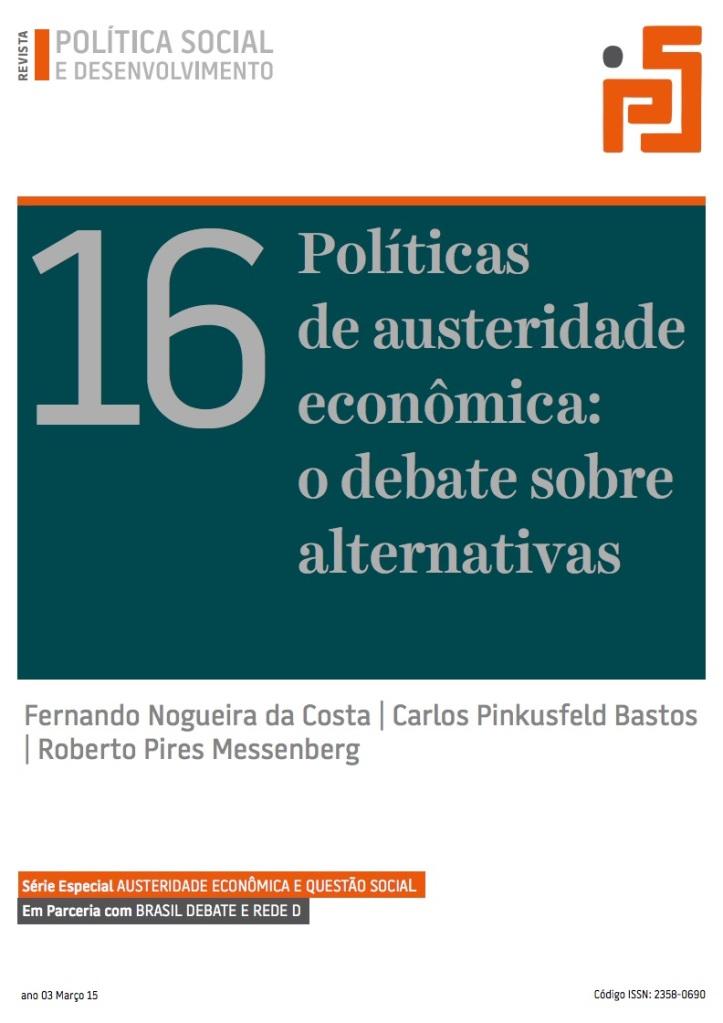 Política Social e Desenvolvimento 16