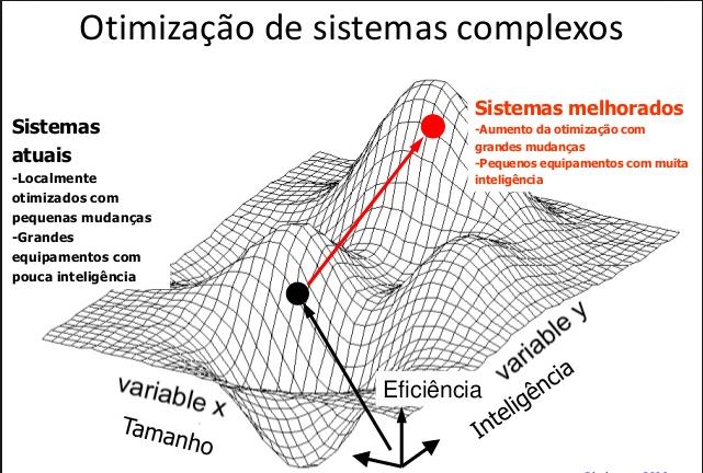 Otimização de Sistemas Complexos