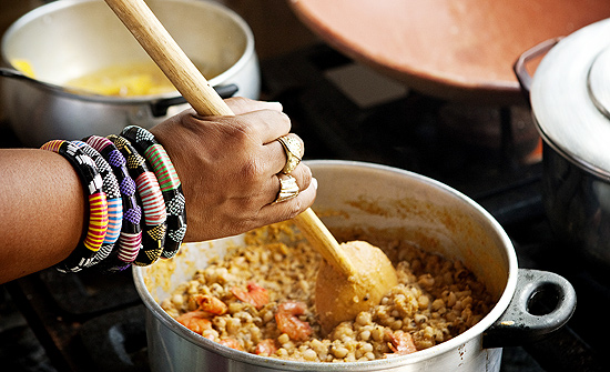 Culinária africana