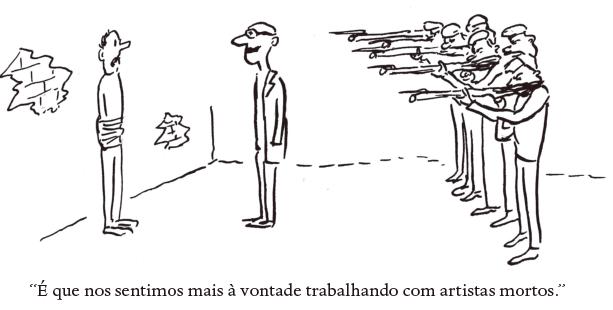 Artistas Mortos