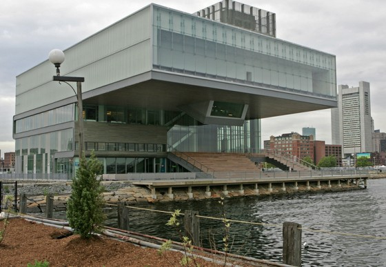 Museu em Boston