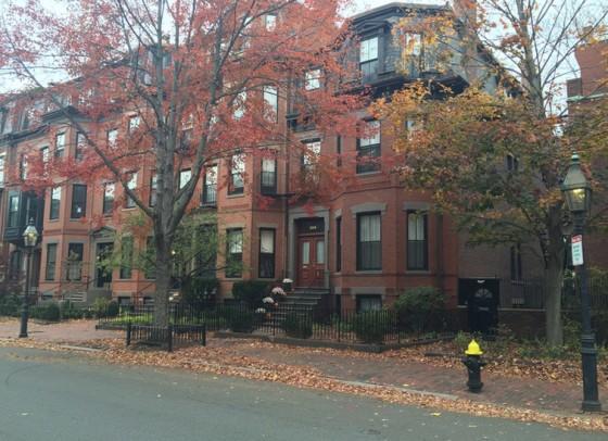 Residência em Boston