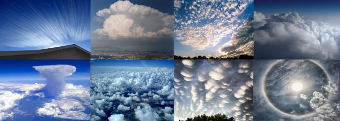 8 Nuvens