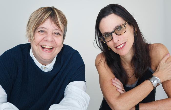 Lilia Schwarcz e Heloísa Starling, São Paulo, 2015.