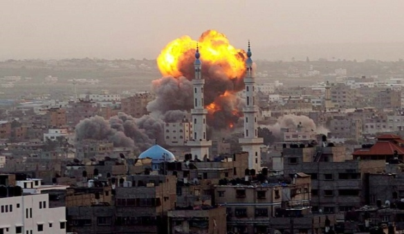 Ataque Israel