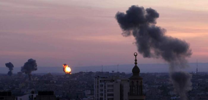 Ataque israelita