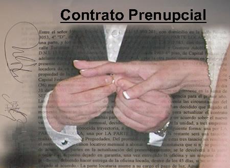 contrato pré nupcial