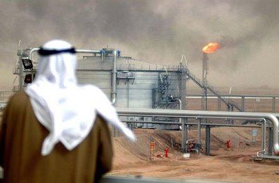 Crise Petróleo - Campos Sauditas