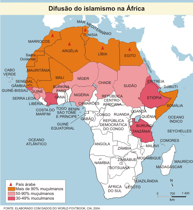 difusão-do-islamismo-na-África