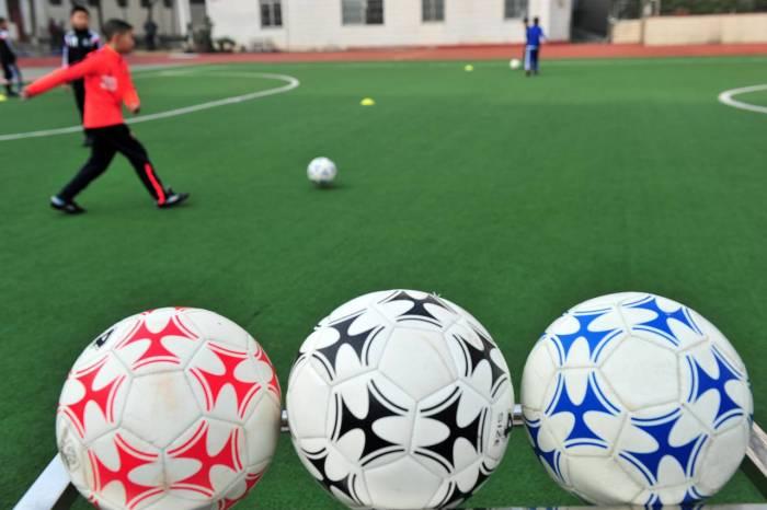 Futebol na China