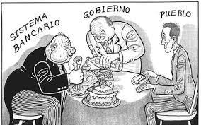 Sistema Bancário X Governo X Povo