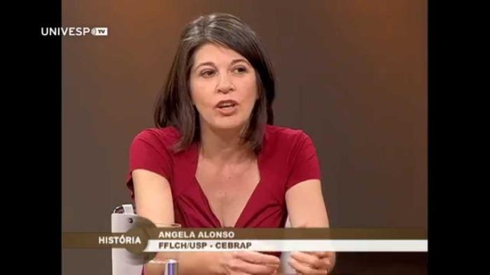 Angela Alonso FFLCH-USP