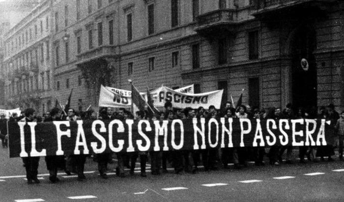 fascismo não passará
