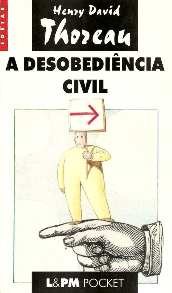 henry-david-thoreau-a-desobediencia-civil