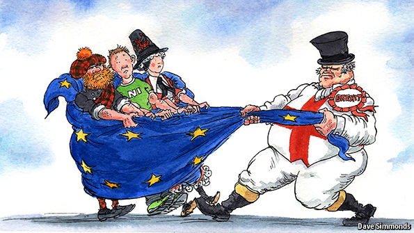 Brexit X UK