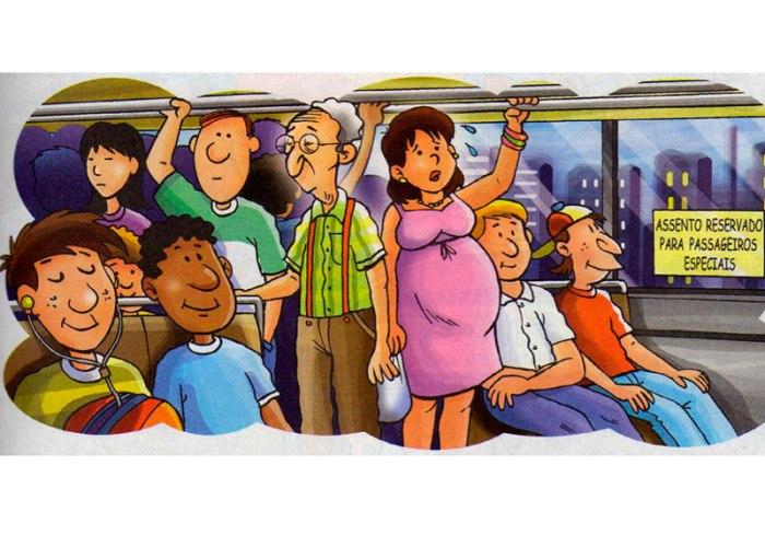 Civilidade em Ônibus