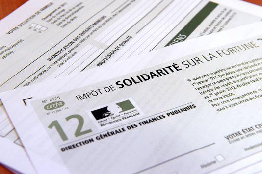 Impresso de Declaração do ISF