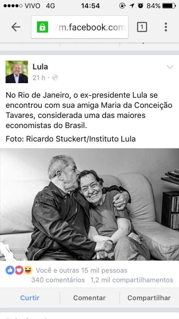 Lula e MCT