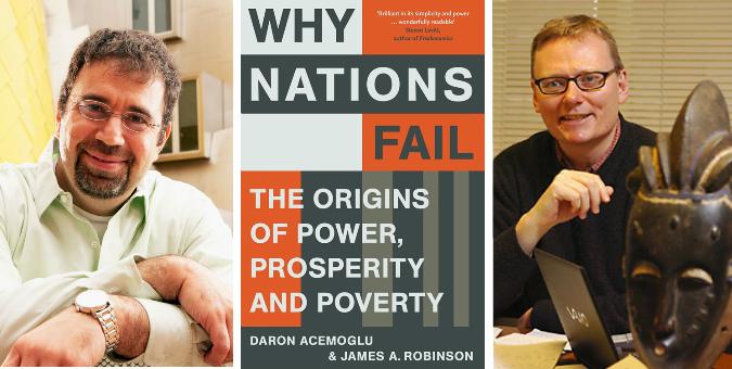 Acemoglu e Robinson