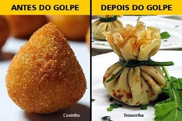 Coxinha-Trouxinha