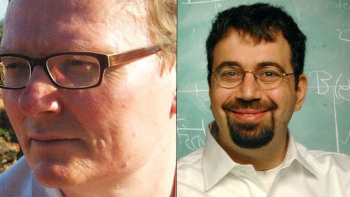 James Robinson & Daron Acemoglu